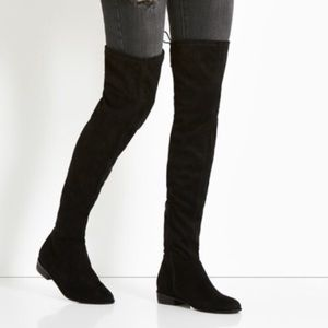 The perfect black, sexy, thigh highs!